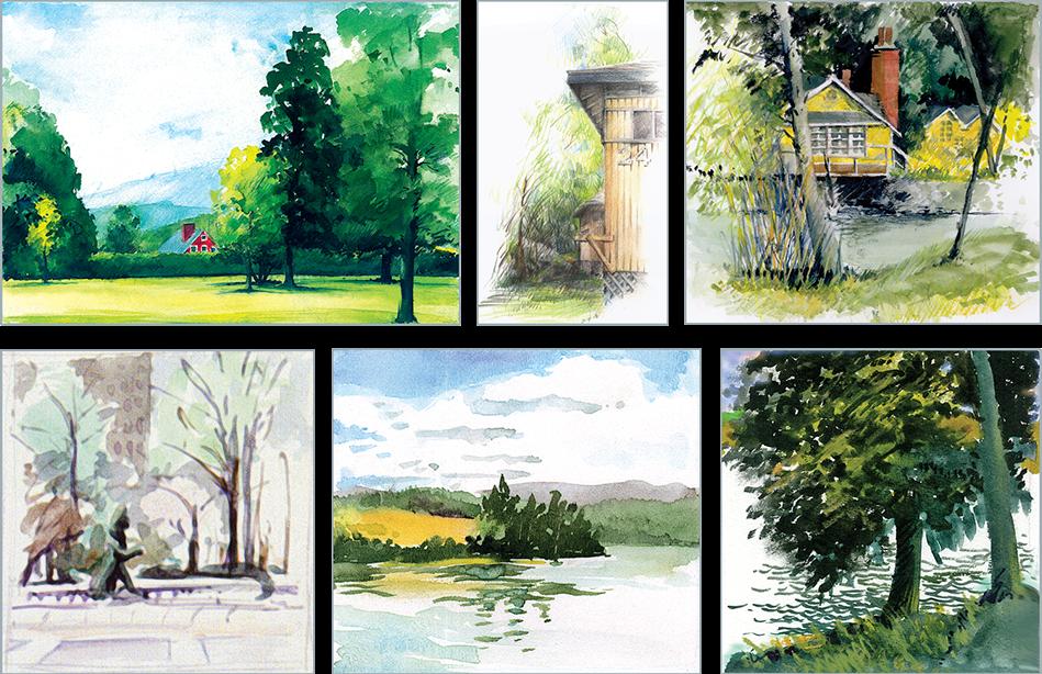 Various - Landscape I :